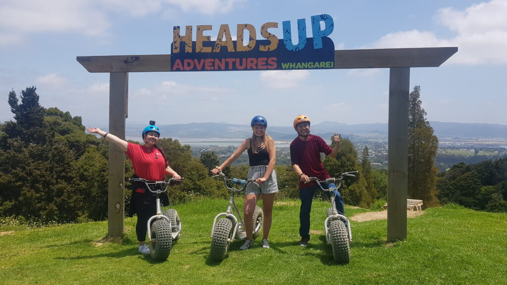 Heads Up Adventures